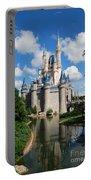 Cinderellas  Castle Portable Battery Charger