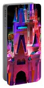 Cinderellas Castle Number One Portable Battery Charger