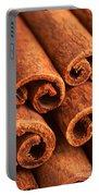 Cinnamon - Cinnamomum Portable Battery Charger