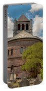 Circular Congregational Church  Portable Battery Charger