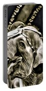 Circus Elephant Portable Battery Charger