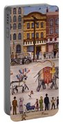 Circus Parade Portable Battery Charger