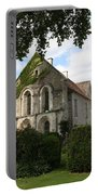 Cistercian Abbey Of Fontenay Portable Battery Charger