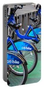 Citibike Rentals Nyc Portable Battery Charger