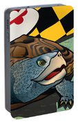 Citizen Terrapin Maryland's Turtle Portable Battery Charger