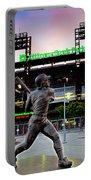 Citizens Bank Park - Mike Schmidt Statue Portable Battery Charger