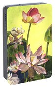 Citron Lotus 1 Portable Battery Charger
