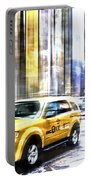 City-art Times Square II Portable Battery Charger