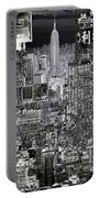 City Art United City  Portable Battery Charger