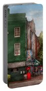 City - Baltimore - Fells Point Md - Bertha's And The Greene Turtle  Portable Battery Charger