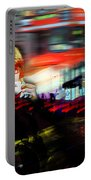 London City Cafe Culture Portable Battery Charger