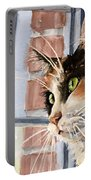 City Cat Portable Battery Charger