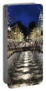 City Creek Fountain - 2 Portable Battery Charger
