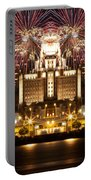 City Fireworks Portable Battery Charger