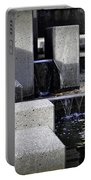 City Fountain Portable Battery Charger