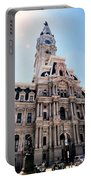 City Hall Philly Portable Battery Charger