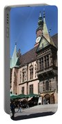 City Hall Wroclaw Portable Battery Charger