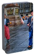 City Jugglers Portable Battery Charger