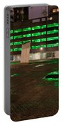 City Lights Urban Abstract Portable Battery Charger