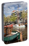 City Of Amsterdam Portable Battery Charger