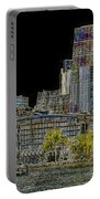 City Of London Art Portable Battery Charger