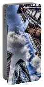 City Of London Iconic Buildings Portable Battery Charger