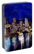 City Of Pittsburgh At The Point Portable Battery Charger