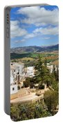 City Of Ronda In Spain Portable Battery Charger