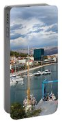 City Of Split Port In Croatia Portable Battery Charger