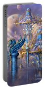 City Of Swords Portable Battery Charger