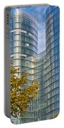 City Of Zagreb Modern Architecture Portable Battery Charger
