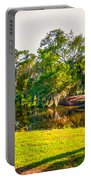 City Park New Orleans Portable Battery Charger