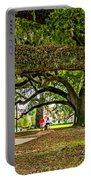 City Park Stroll Portable Battery Charger