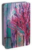 City Pear Tree Portable Battery Charger