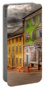 City - Providence Ri - Thomas Street Portable Battery Charger