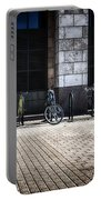 City Transportation Portable Battery Charger