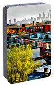 City View Five Portable Battery Charger