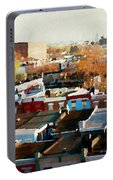 City View Six Portable Battery Charger