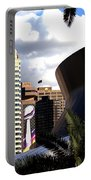 Cityscape Portable Battery Charger
