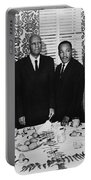 Civil Rights Leaders, 1963 Portable Battery Charger