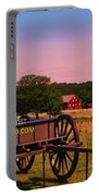 Civil War Caisson At Gettysburg Portable Battery Charger