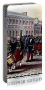 Civil War Philadelphia Zouave Corps Portable Battery Charger