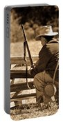Civil War Soldier  Portable Battery Charger
