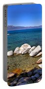 Clarity - Lake Tahoe Portable Battery Charger