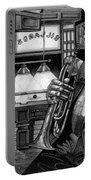 Jazz Clark Terry Portable Battery Charger