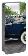 Classic Antique Convertable Portable Battery Charger