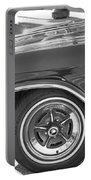 Classic Car Show 3 Portable Battery Charger