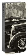 Classic Car Show Portable Battery Charger