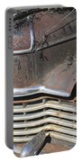 Classic Car With Rust Portable Battery Charger