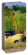 Classic Cuba Portable Battery Charger